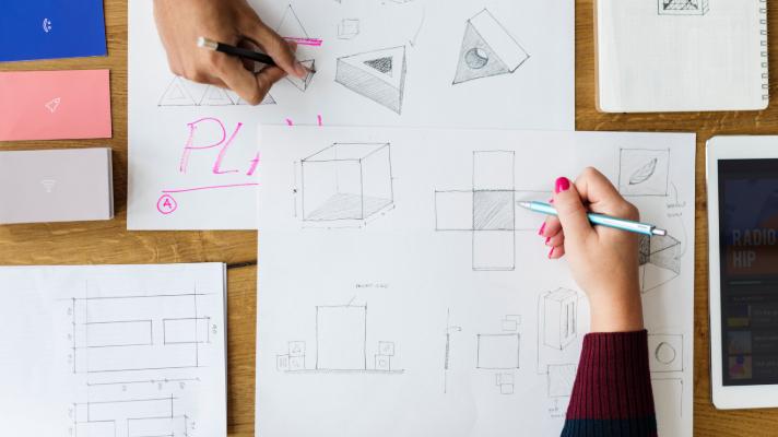 Corporate Design als Teil der Markenidentität
