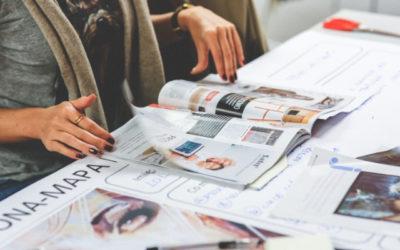Pressemappe erstellen – Auch für Einzelunternehmer sinnvoll